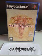 Breath Of Fire Dragon Quarter Pal Italiano Ps2 Ps3 60 Gb Completo