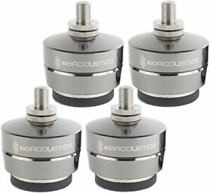 IsoAcoustics ISOGAIA-3-DC GAIA III ISOLATION FOR SPEAKERS (4 PACK) FREE 2DAY!