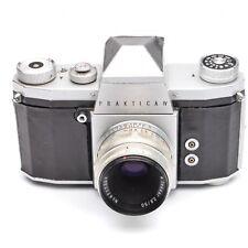 Praktica IV 35mm SLR Camera with C.Z. Jena TESSAR 50mm f/2.8 Lens c. 1959-60