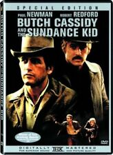 New listing Butch Cassidy and the Sundance Kid (Dvd, 2005, Special Edition) Paul Newman New