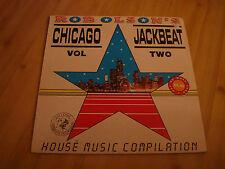CHICAGO JACKBEAT VOL' 2 (RHYTHM KINGS)[JACK THE HOUSE-DENISE MOTTO/KEVIN IRVING]