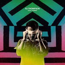 RJ THOMPSON Echo Chamber (2017) 9-track CD album BRAND NEW