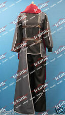 Tales of Vesperia Yuri Lowell dark enforcer Cosplay Costume Custom Made