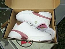 """Converse All Star """"Spot Up Ox"""" # 5Q941 White / Pink / Us Woman: 7 / Deadstock"""