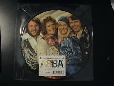 """ABBA - WATERLOO European Import Numbered LTD Edition Picture Disc 7"""""""