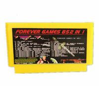 Super 852 in 1 Forever Duo 405+447 Game Cartridge for 60Pins game Cart 1024 MBit