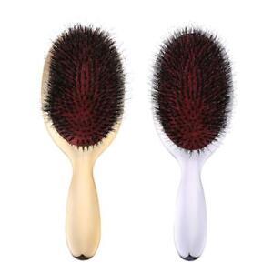 Anti-Static Hair Brush Boar Bristle Massage Air Cushion Comb Hairdress Tool