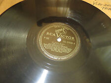 78RPM RCA Victor Jack Teagarden, St. Louis Blues / Blues After Hours  sharp EE-