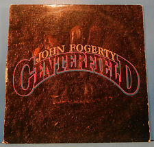 JOHN FOGERTY CENTERFIELD LP 1985 ORIGINAL PRESS CREEDENCE GREAT COND! VG+/VG!!A