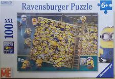 Despicable Me Minions ~ 100 Piece XXL Jigsaw Puzzle ~ Ravensburger