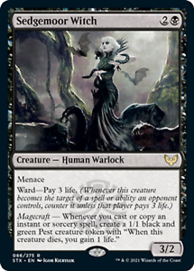 MtG Magic The Gathering Strixhaven: School of Mages Rare Cards x1