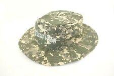 TRAPLORD UNIFORM 4002MT CAMO MILITARY GREEN BUCKET HAT MENS NWT NEW