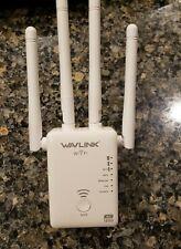 Wavlink WL-WN575A3 AREIAL D4 AC 1200 Range Extender 4X posable antenna   (wr-d4)