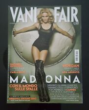 MADONNA ULTRA RARE COVER AND FEATURE ITALIAN VANITY FAIR MAY 2008