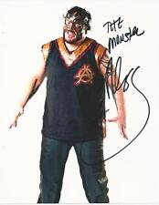 Abyss - Wrestling signed photo