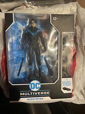 McFarlane Toys DC Multiverse Nightwing Better Than Batman Action Figure New 2020
