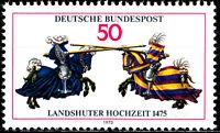 844 postfrisch BRD Bund Deutschland Briefmarke Jahrgang 1975