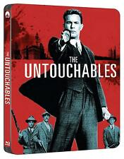 The Untouchables [Blu-Ray] Limited Edition Steelbook Import Region Free