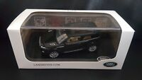Land Rover Range Rover Evoque Santorini Black   IXO 1-43 scale Model Car