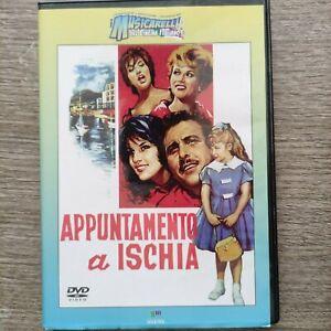 APPUNTAMENTO A ISCHIA DVD MUSICARELLI  Modugno Franco e Ciccio RARO