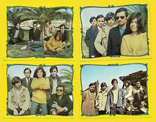 Los PicNic  Fab Card Collection Jeanette Dimech Brenner's Folk Band