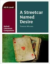 Oxford Literature Companions: a Streetcar Named Desire, Paperback by Fox, Ann...