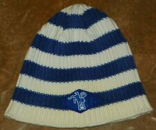 REEBOOK NFL Classic Gridiron INDIANAPOLIS COLTS Knit CAP Beanie Hat One Size