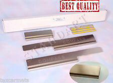 Jeep Compass 2007-2016 Stainless Steel Door Sill Guard Scuff Protectors 4 pcs