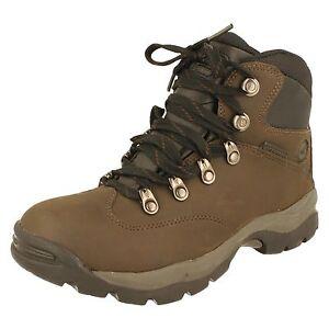 Ladies Hi-Tec Waterproof Walking Boots - Ottawa