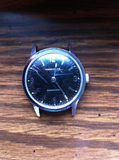 1960s Vintage Mechanical Caravelle Boluva Watch Citizen Movement Working