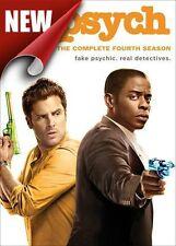 Psych: Season 4 REGION1 DVD