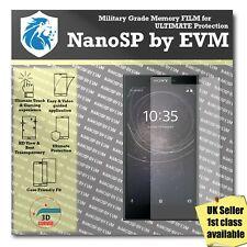 NanoSP Sony Xperia L2 TPU Screen Protector FILM Curved FIT