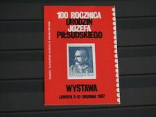 Czeslaw Slania, Jozef Pilsudski