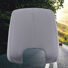 Grey Armrest Center Console Lid Cover+Base Replacement Fits 08-12 Honda Accord