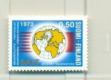 EMBLEMI - EMBLEM FINLAND 1972 SALT