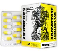 Iridium Labs CERBERUS Testosterone Booster Pills Muscle Growth