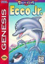 Ecco Jr. (Sega Genesis, 1995)
