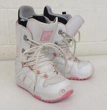 Burton Casa High-Quality Women's All Mountain Snowboarding Boots US 6 EU 36.5