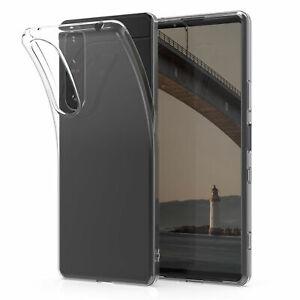 Coque souple en silicone pour Sony Xperia 1 III kwmobile