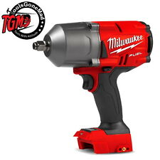 """Milwaukee Gen2 18V Fuel Brushless 1/2"""" Heavy Duty High Torque Impact Wrench 2018"""