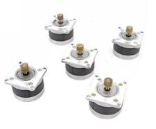 Lot Of 5 Minebea 23lm C202 29v Astrosyn Precision 18step Stepping Motor 2