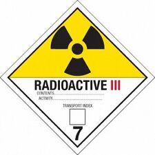 (10) x Back-to- the-Future Plutonium Case Sticker
