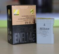 New Nikon EN-EL14a Battery for  Df P7800 P7100 D5300 D3100 D5300  D5100,D5500