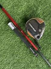 Callaway Mavrik Driver Choose Model Loft And KBS TD Tour Driven Shaft