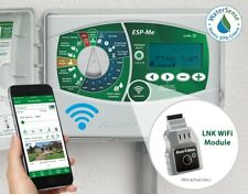 New listing Rain Bird Esp-Me Sprinkler Wifi Lnk ready 10-22 zone outdoor modular controller