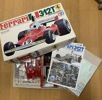 Tamiya 1/12 Big Scale 1975 Ferrari 312T Free Shipping from JAPAN