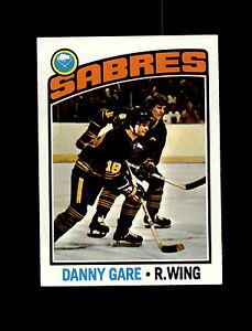 1976-77 Topps Hockey #222 Danny Gare (Sabres) NM+