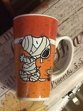 Peanuts Halloween Snoopy Tall 16 Oz  Mug