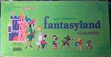 Vintage 1956 Walt Disney's Fantasyland Game
