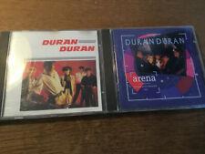 Duran Duran [2 CD Alben] Arena  LIVE + Duran Duran